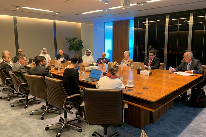 Second meeting of the Malaffi Clinical Committee