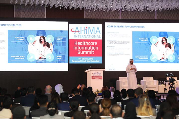 Malaffi Supports the AHIMA International Healthcare Information Summit in Abu Dhabi